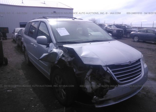 Inventory #537960467 2008 Chrysler TOWN & COUNTRY
