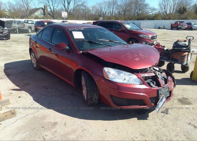 Inventory #409680179 2010 Pontiac G6