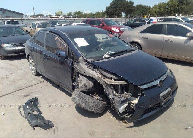 Inventory #606126388 2008 Honda CIVIC