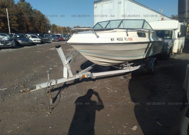 1984 SEA SPRITE BOAT - SSB41626M84J