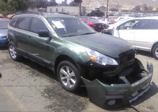 Inventory #555543889 2014 Subaru OUTBACK