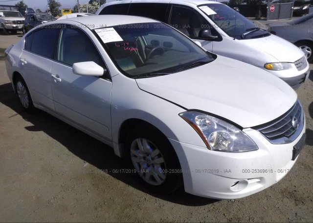 Inventory #706842627 2012 Nissan ALTIMA