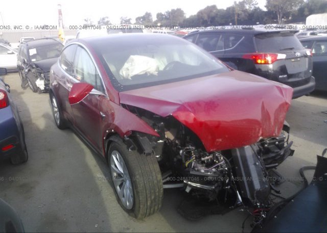 Inventory #766876776 2018 Tesla MODEL X