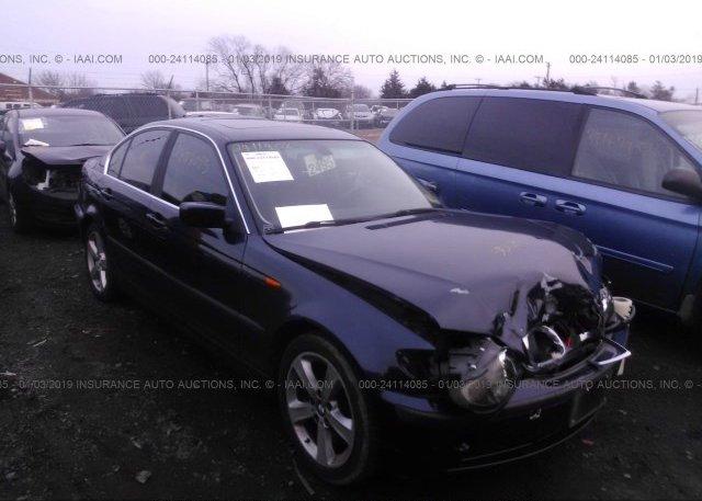 Inventory #972597089 2004 BMW 330