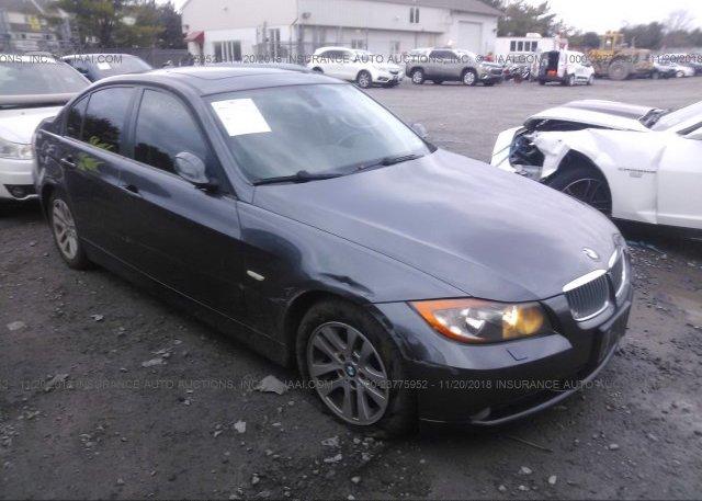 Inventory #390109690 2006 BMW 325