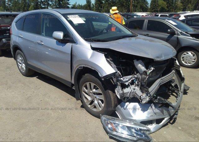 Inventory #912906026 2016 Honda CR-V