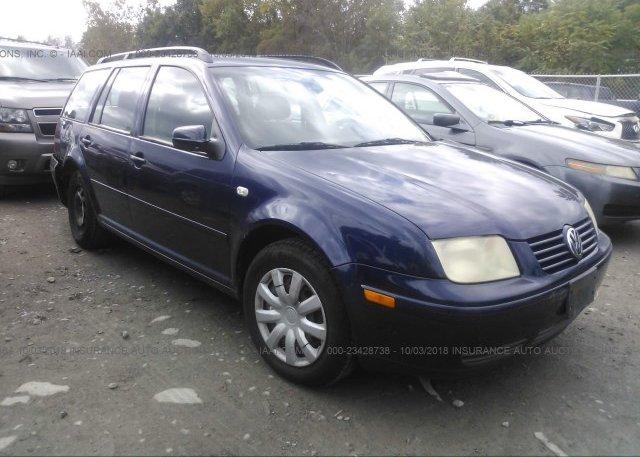 Inventory #728277302 2003 Volkswagen JETTA