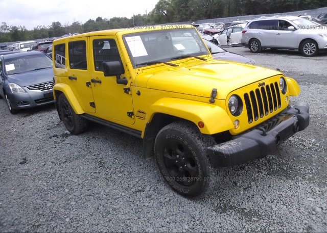 Inventory #723171993 2015 JEEP WRANGLER UNLIMITE