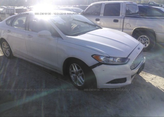 Inventory #879397666 2013 FORD FUSION