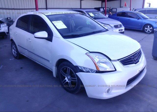 Inventory #902223974 2010 Nissan SENTRA