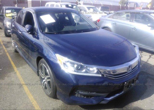 Inventory #163191038 2017 Honda ACCORD