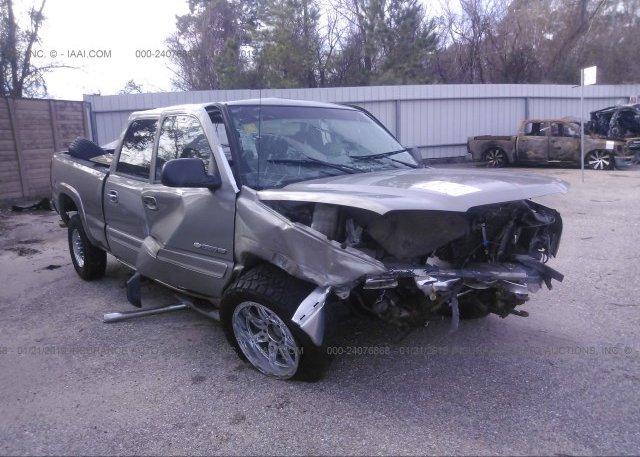 Inventory #453260909 2003 Chevrolet SILVERADO