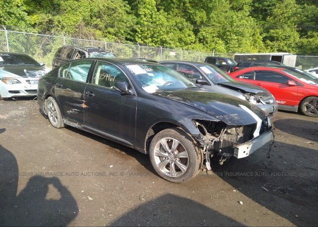 Inventory #586081239 2008 Lexus GS