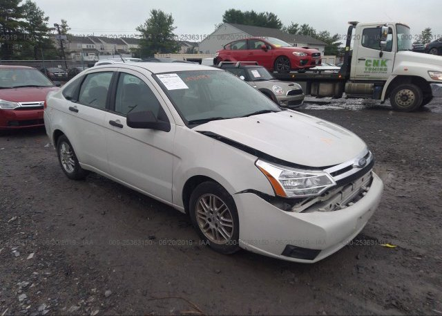 Inventory #545852812 2010 FORD FOCUS