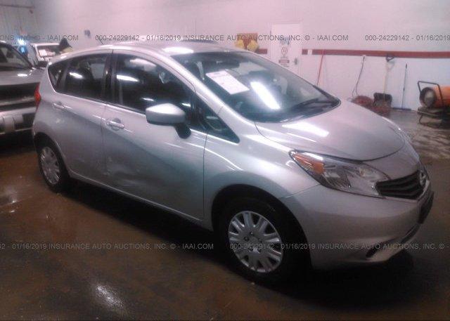 Inventory #782700726 2015 Nissan VERSA NOTE