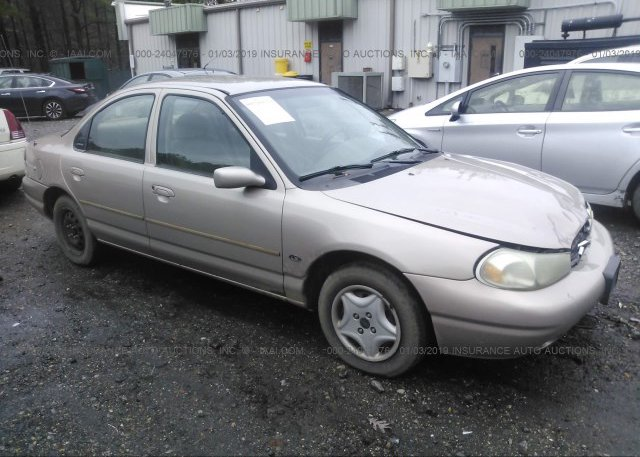 Inventory #772455638 1999 FORD CONTOUR