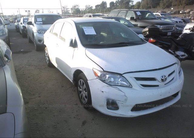 Inventory #751912447 2013 Toyota COROLLA