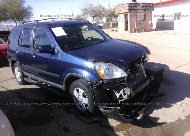 Inventory #436260544 2004 Honda CR-V