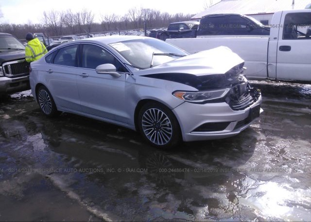 Inventory #724147719 2018 FORD FUSION