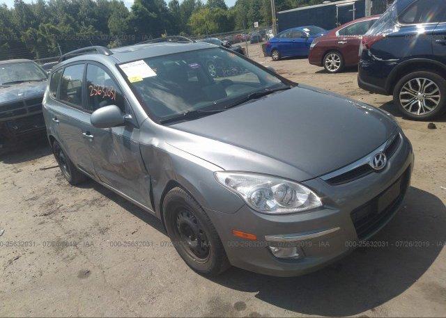 Inventory #984012931 2010 Hyundai ELANTRA TOURING