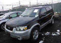 2007 FORD ESCAPE - 1FMCU59H77KA15936 Right View