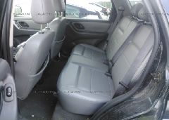 2007 FORD ESCAPE - 1FMCU59H77KA15936 front view