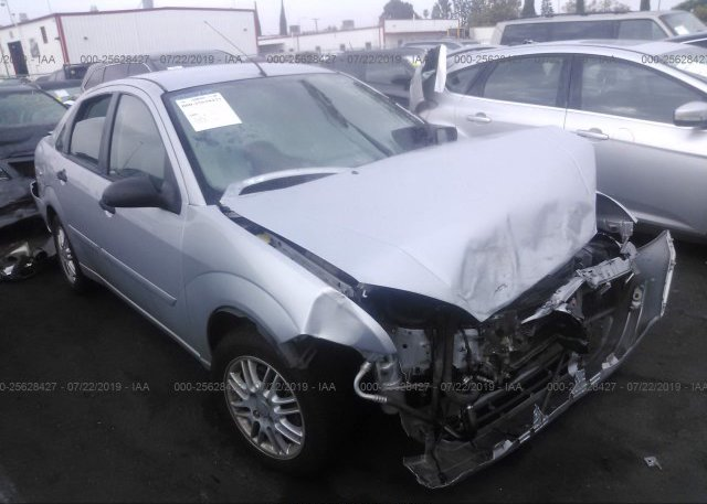 Inventory #707240809 2006 FORD FOCUS