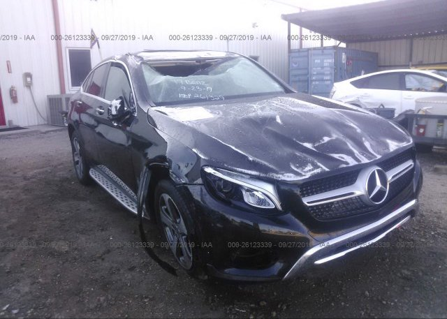 Inventory #840819856 2017 Mercedes-Benz GLC COUPE