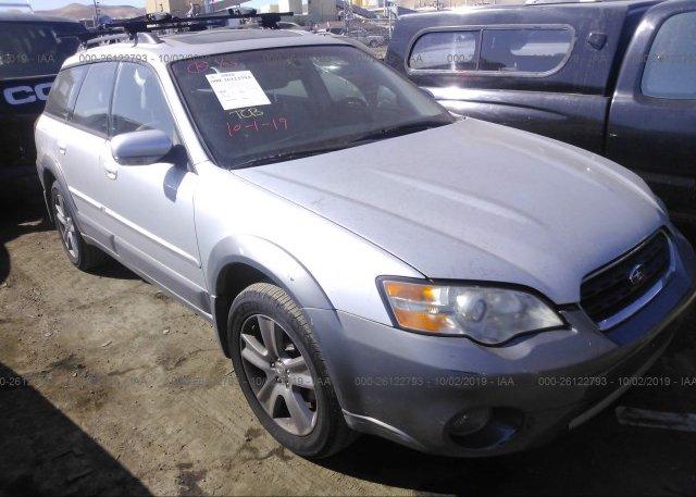 Inventory #602664024 2006 Subaru LEGACY