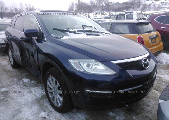 Inventory #581560533 2007 Mazda CX-9