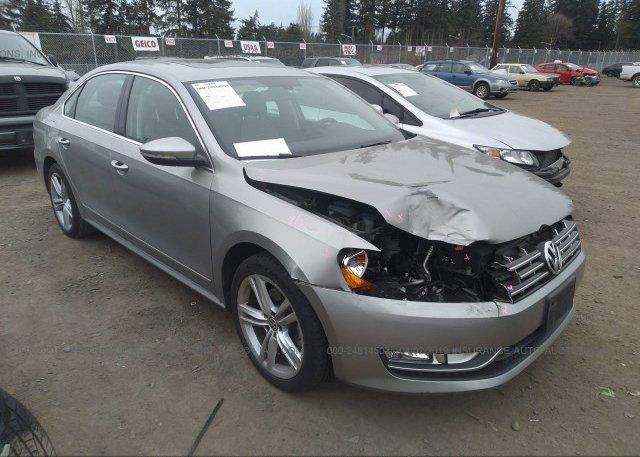 Inventory #555414663 2012 Volkswagen PASSAT