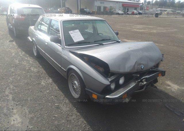Inventory #245186493 1988 BMW 528