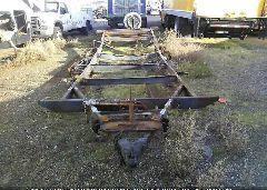 2006 SKYLINE WEEKENDER 190 - 1SE200J226B001729 detail view