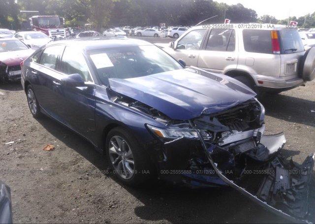 Inventory #407043717 2018 Honda ACCORD