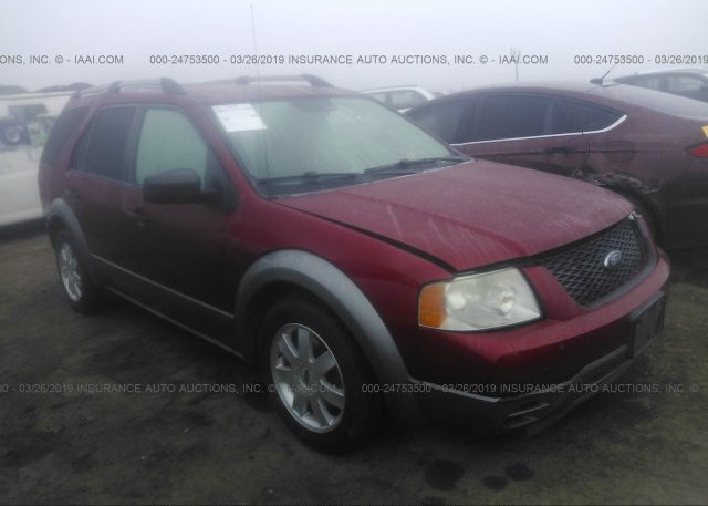 Inventory #622566393 2006 FORD FREESTYLE