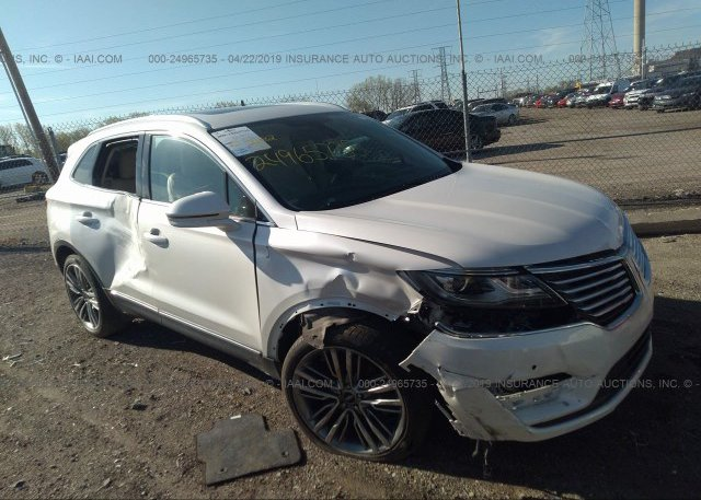 Inventory #288803115 2016 Lincoln MKC