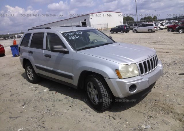 Inventory #258605737 2005 JEEP GRAND CHEROKEE