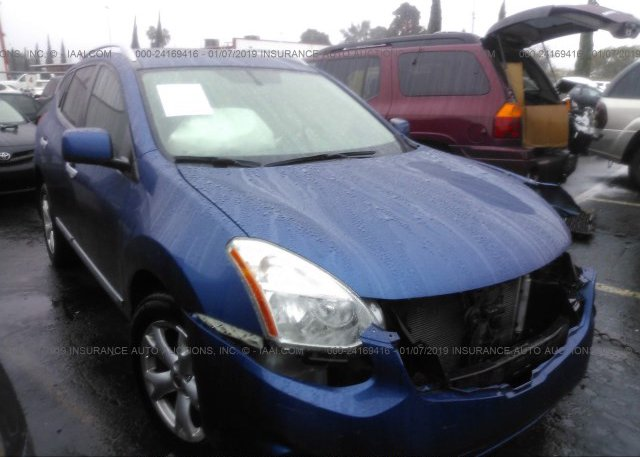 Inventory #752625600 2011 Nissan ROGUE