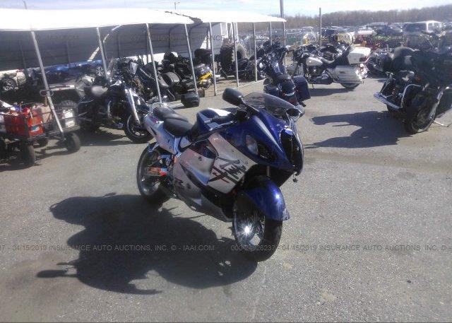 Inventory #944300219 2005 Suzuki GSX1300