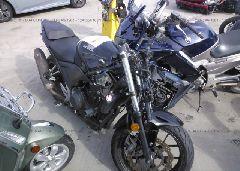 2013 Honda CB500 - MLHPC4500D5000138 Left View