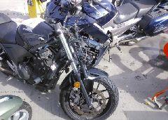 2013 Honda CB500 - MLHPC4500D5000138 close up View