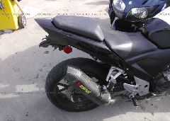 2013 Honda CB500 - MLHPC4500D5000138 detail view