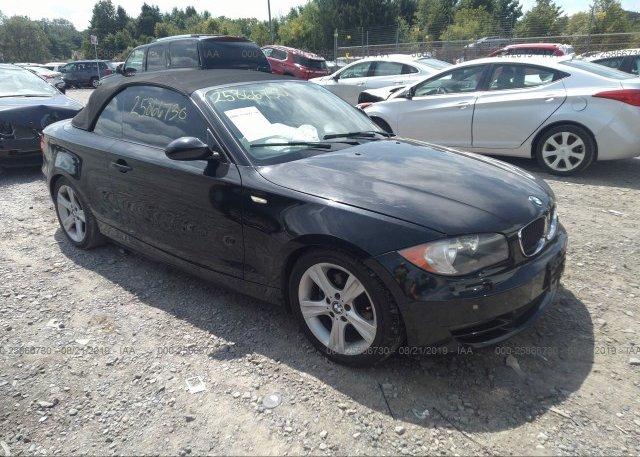 Inventory #106502638 2008 BMW 128