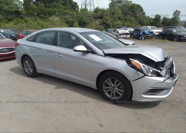 Inventory #635402073 2016 Hyundai SONATA