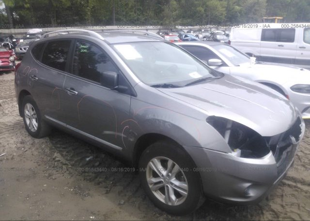 Inventory #857634332 2015 Nissan ROGUE SELECT