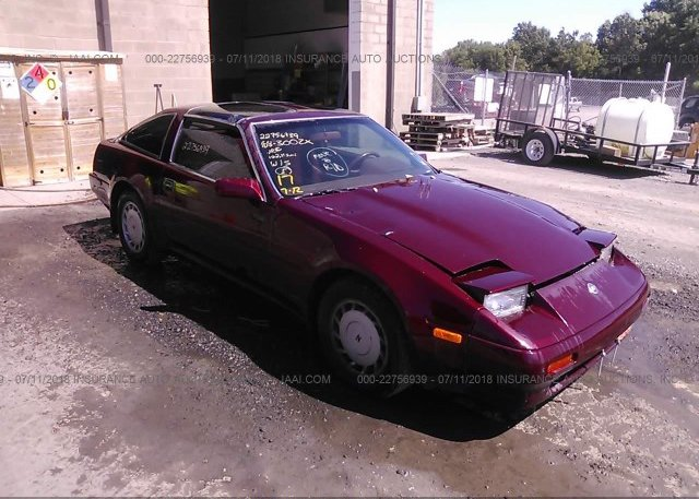 Inventory #641168273 1988 NISSAN 300ZX