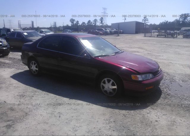 Inventory #486652206 1995 Honda ACCORD