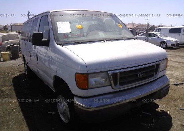 Inventory #719084723 2007 FORD ECONOLINE