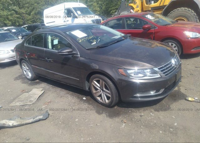 Inventory #874344691 2013 Volkswagen CC