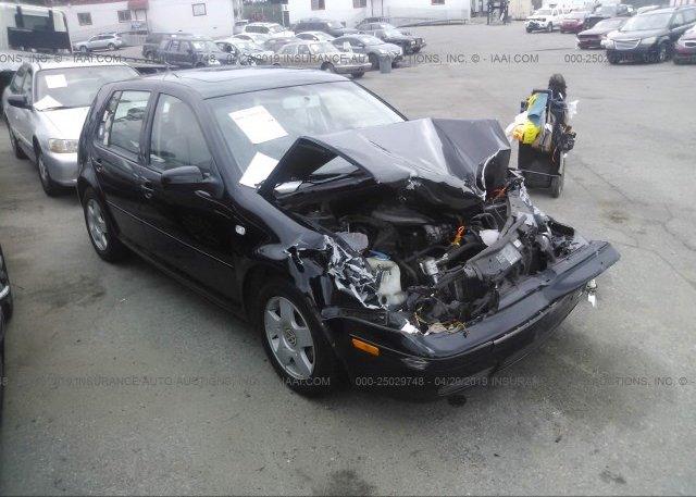 Inventory #592377851 2000 Volkswagen GOLF
